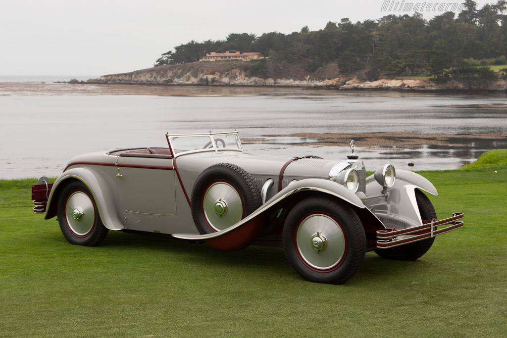 Click here to open the Mercedes-Benz 680 S Saoutchik Torpedo Roadster gallery