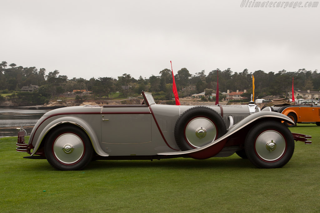 Mercedes-Benz 680 S Saoutchik Torpedo Roadster - Chassis ...