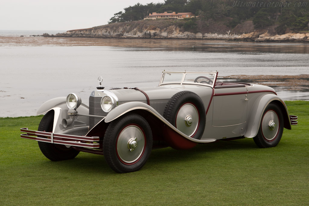 Mercedes-Benz 680 S Saoutchik Torpedo Roadster - Chassis: 35949   - 2012 Pebble Beach Concours d'Elegance