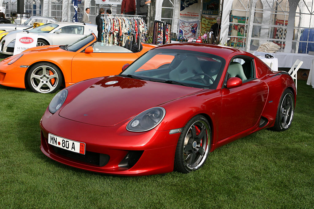 Click here to open the RUF RK Coupe gallery