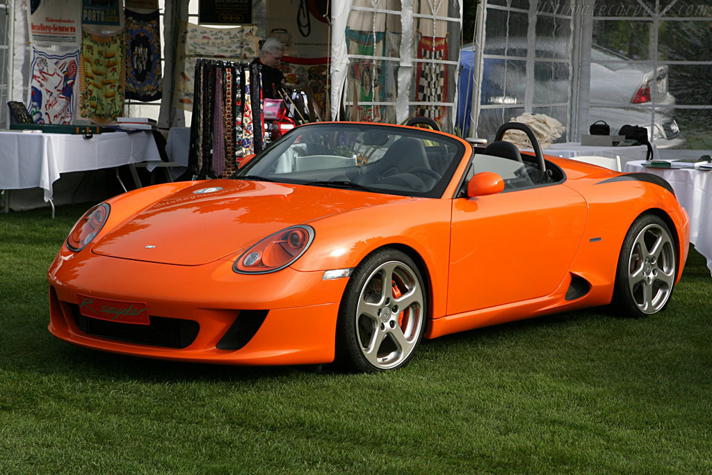 RUF RK Spyder    - 2006 The Quail, a Motorsports Gathering