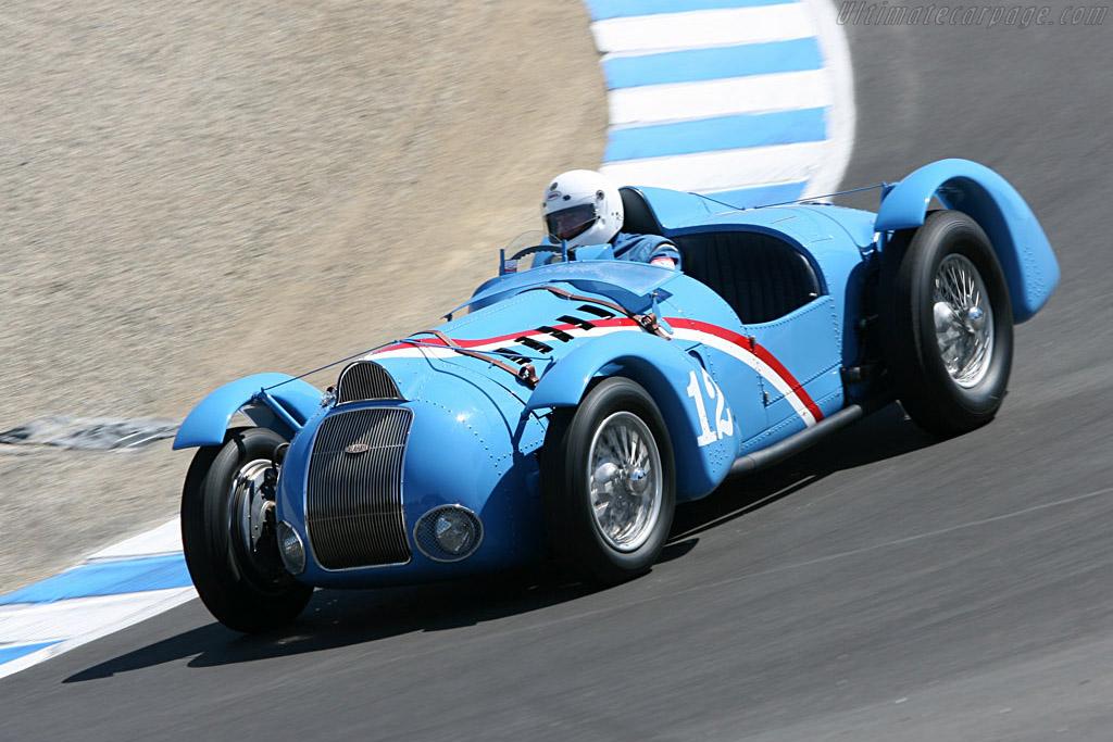 Delahaye 145 Grand Prix - Chassis: 48771   - 2006 Monterey Historic Automobile Races