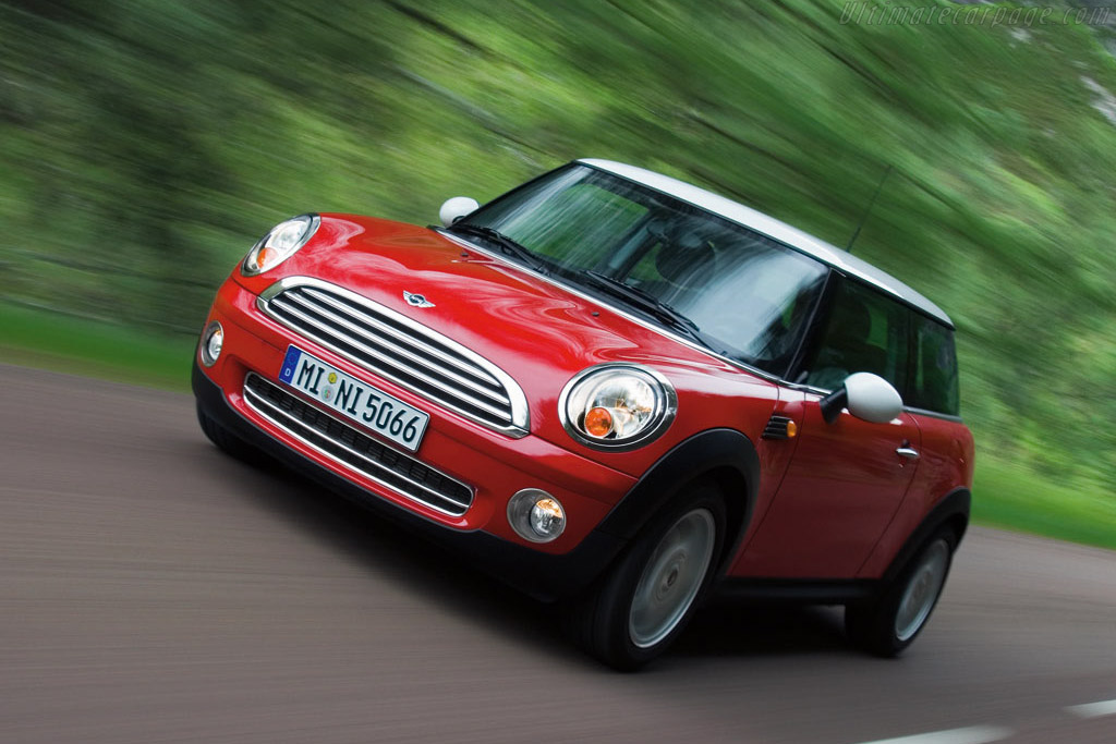 Click here to open the MINI Cooper Mk II gallery