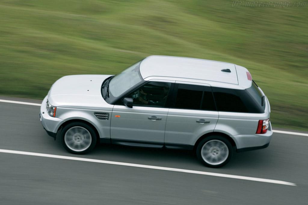 Range Rover Sport >> Land Rover Range Rover Sport TDV8