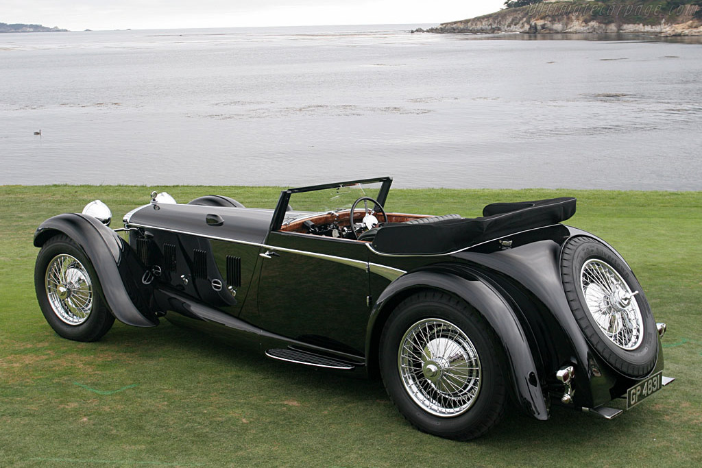 Daimler Double Six 50 Sport Corsica Drophead Coupe - Chassis: 30661   - 2006 Pebble Beach Concours d'Elegance