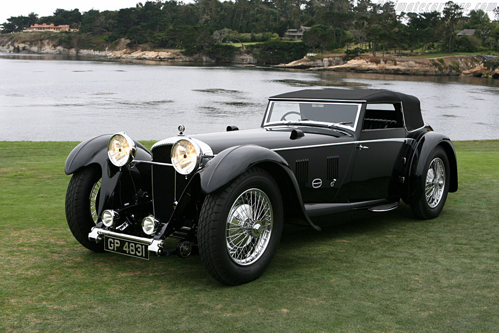 Click here to open the Daimler Double Six 50 Sport Corsica Drophead Coupe gallery