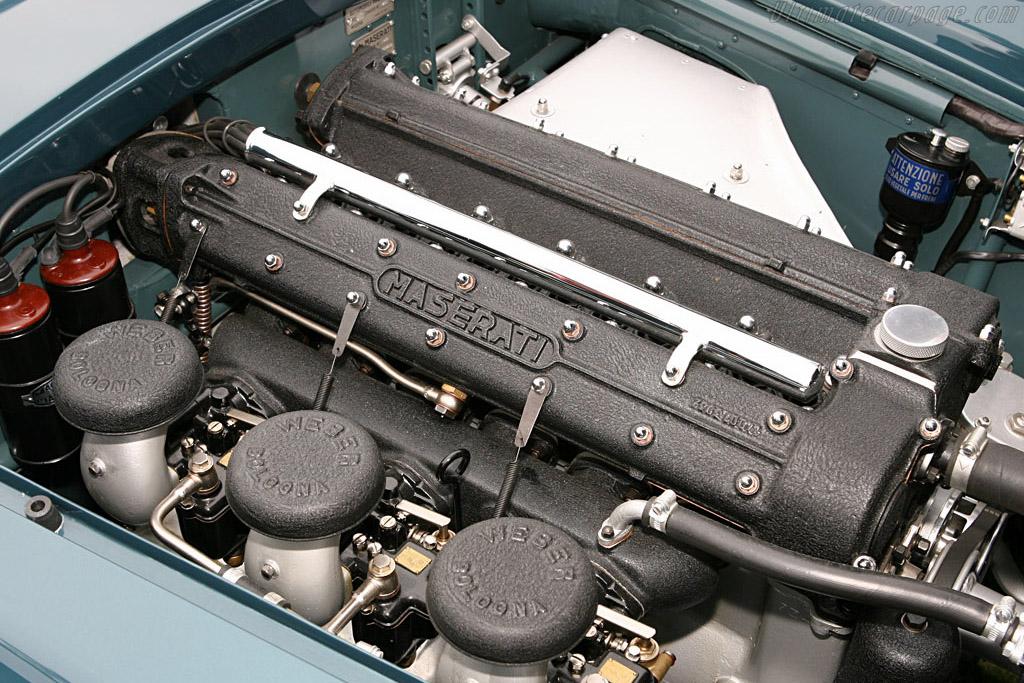 Maserati A6G/54 2000 Zagato Spyder - Chassis: 2101   - 2006 The Quail, a Motorsports Gathering