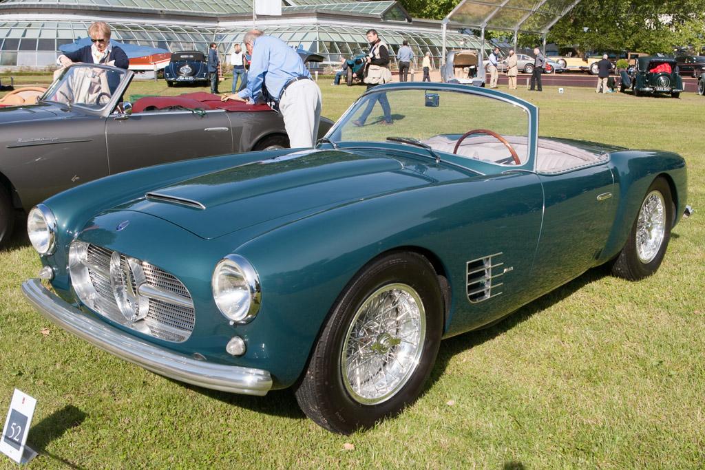 Maserati A6G/54 2000 Zagato Spyder - Chassis: 2101   - 2013 Concorso d'Eleganza Villa d'Este