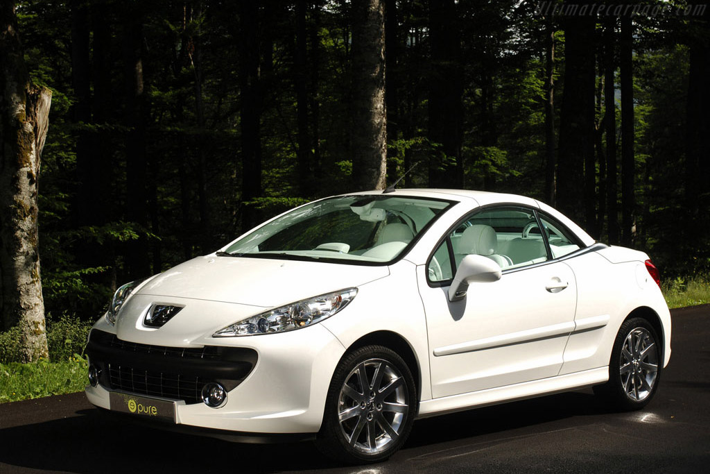 Click here to open the Peugeot 207 Epure Concept gallery