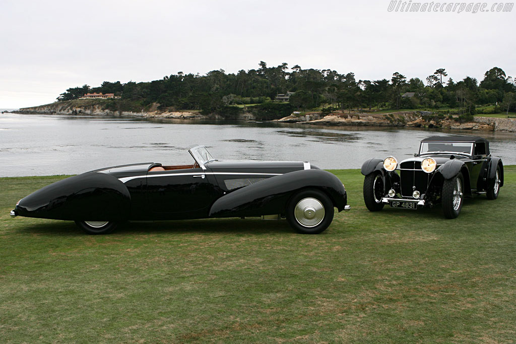 Bugatti Type 57 C Voll & Ruhrbeck Cabriolet - Chassis: 57819   - 2006 Pebble Beach Concours d'Elegance