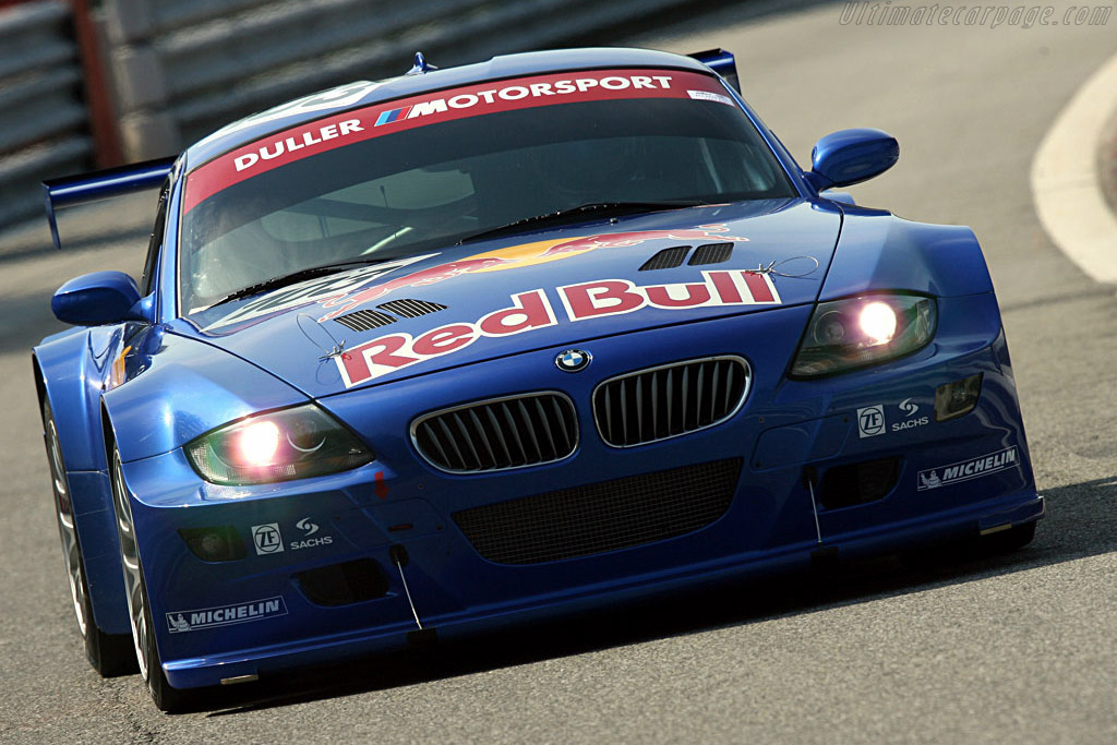 Bmw Z4 M Coupe Gt