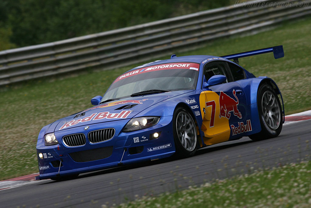 2006 2008 Bmw Z4 M Coupe Gt Images Specifications And