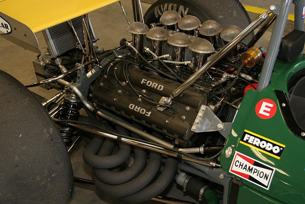 Brabham BT26 Cosworth - Chassis: BT26-3   - 2006 Monterey Historic Automobile Races