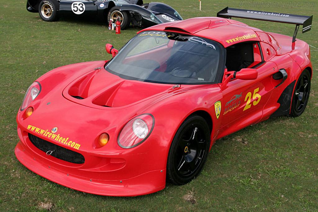 Lotus Sport Elise    - 2006 Palm Beach International, a Concours d'Elegance
