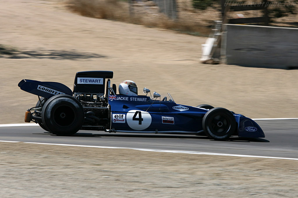 Tyrrell 004 Cosworth - Chassis: 004   - 2006 Monterey Historic Automobile Races
