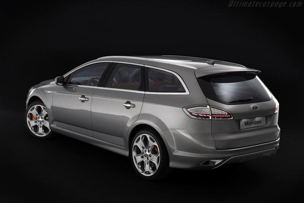 Ford Mondeo Wagon Concept