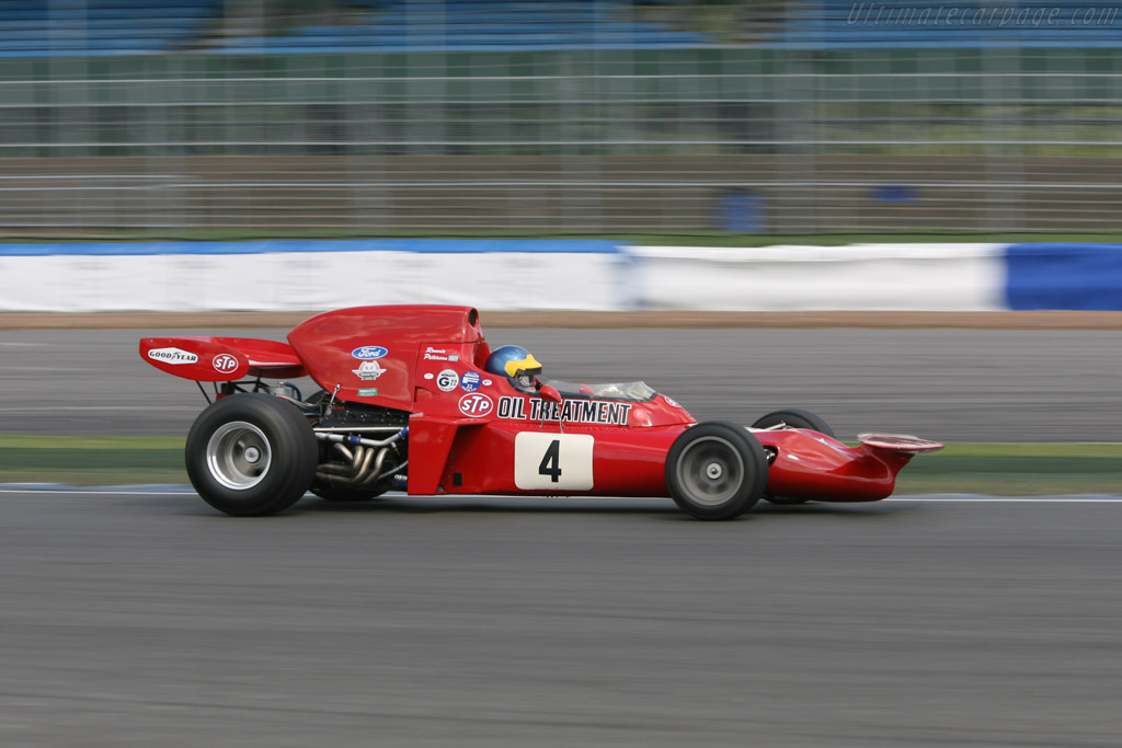 March 711 Cosworth - Chassis: 711-6   - 2006 Silverstone Classic