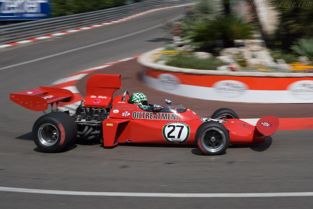 March 711 Cosworth - Chassis: 711-3   - 2008 Monaco Historic Grand Prix