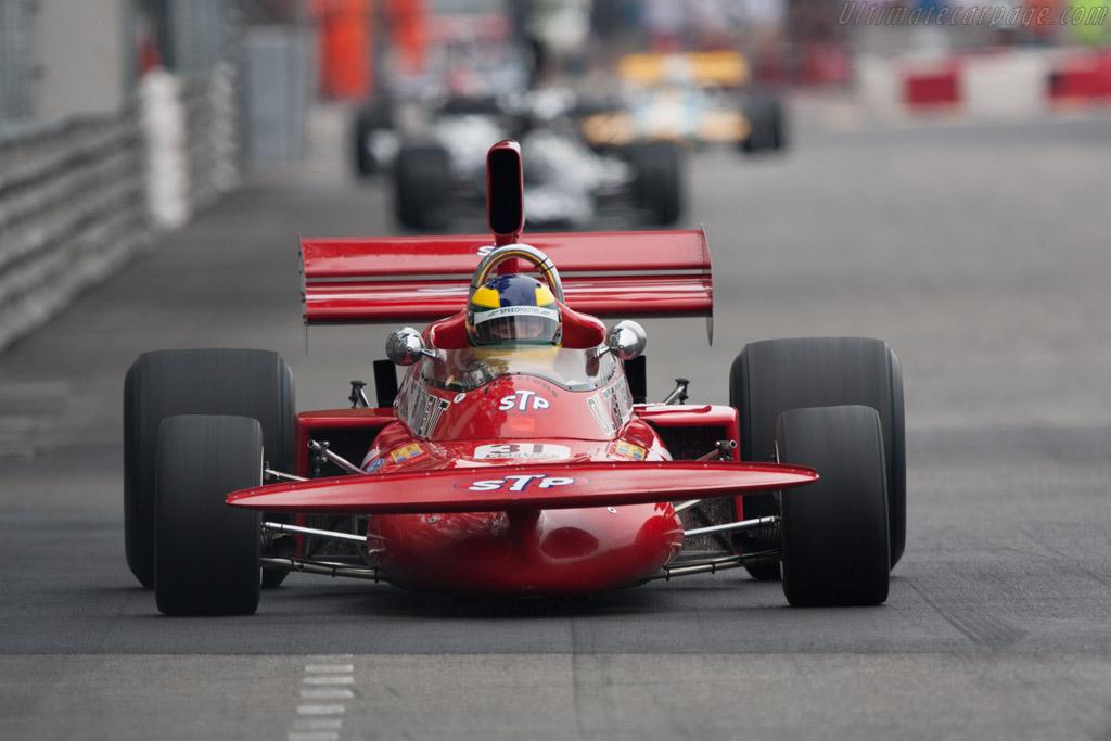 March 711 Cosworth - Chassis: 711-3   - 2010 Monaco Historic Grand Prix