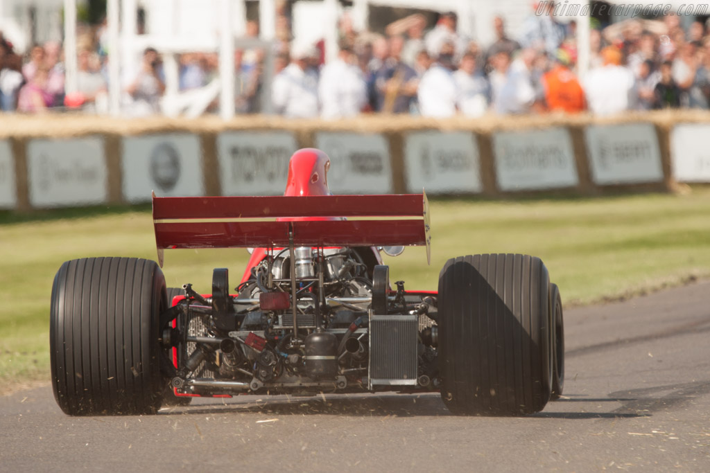 March 711 Cosworth - Chassis: 711-3   - 2011 Goodwood Festival of Speed