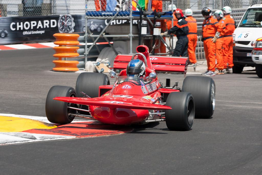 March 711 Cosworth - Chassis: 711-3   - 2012 Monaco Historic Grand Prix
