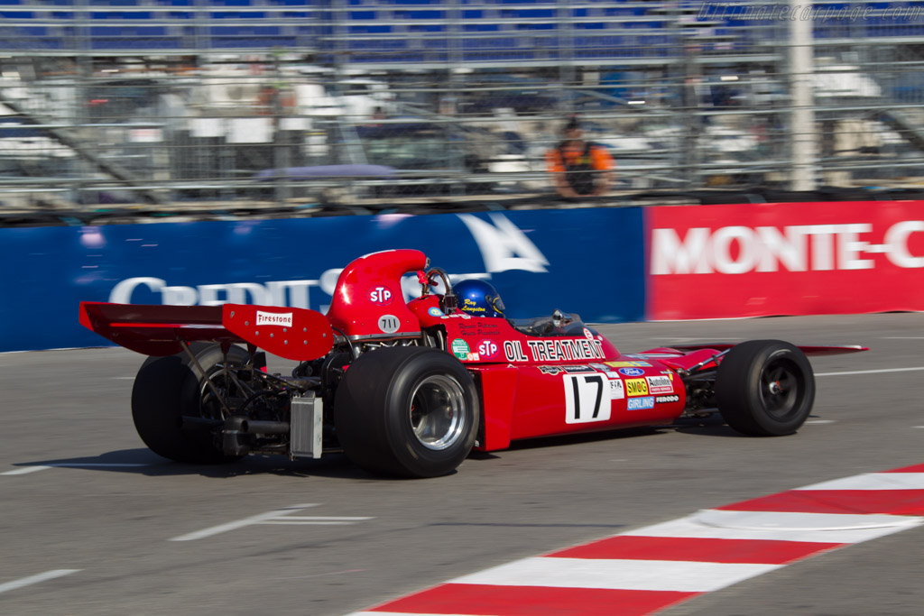 March 711 Cosworth - Chassis: 711-3   - 2014 Monaco Historic Grand Prix