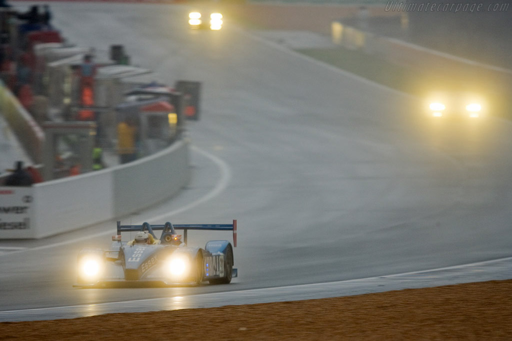 Porsche RS Spyder Evo - Chassis: 9R6 709   - 2008 24 Hours of Le Mans