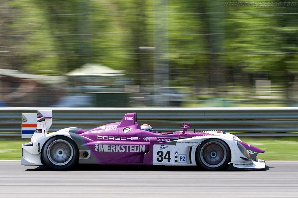 Porsche RS Spyder Evo - Chassis: 9R6 708   - 2008 Le Mans Series Monza 1000 km