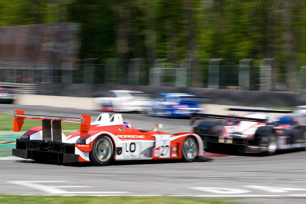 Porsche RS Spyder Evo - Chassis: 9R6 707   - 2008 Le Mans Series Monza 1000 km