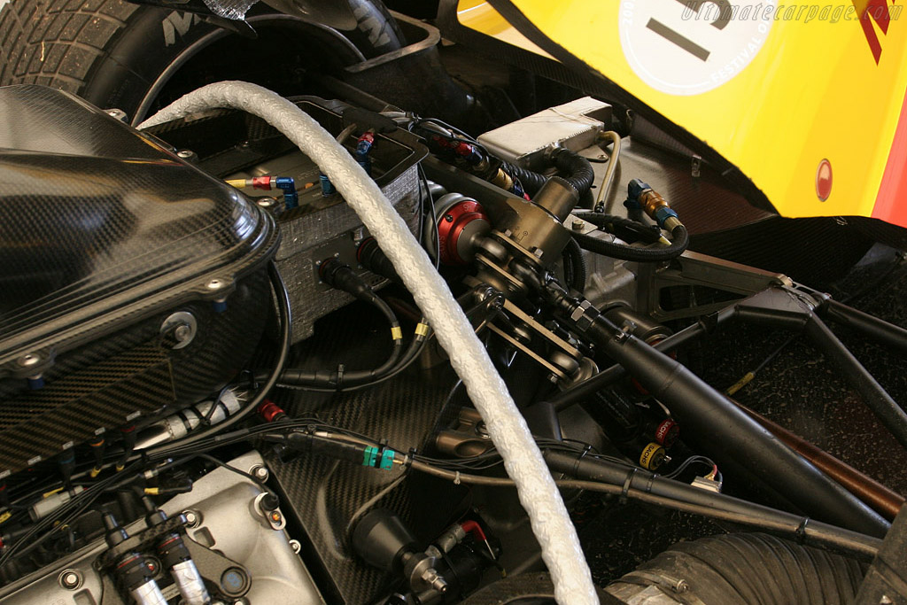 Porsche RS Spyder Evo - Chassis: 9R6 701   - 2007 Goodwood Festival of Speed