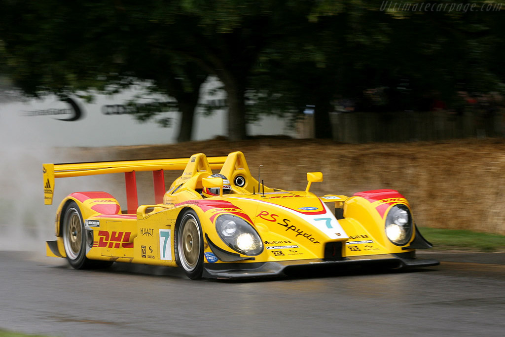 2007 - 2008 Porsche RS Spyder Evo - Images, Specifications ...