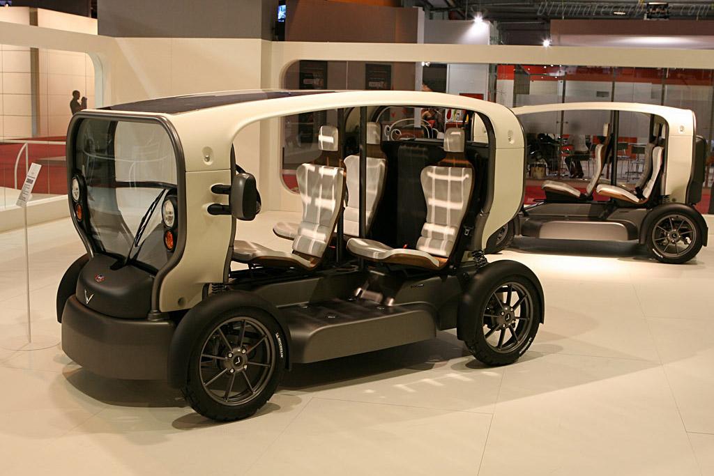 Venturi Eclectic Concept    - 2006 Mondial de l'Automobile Paris