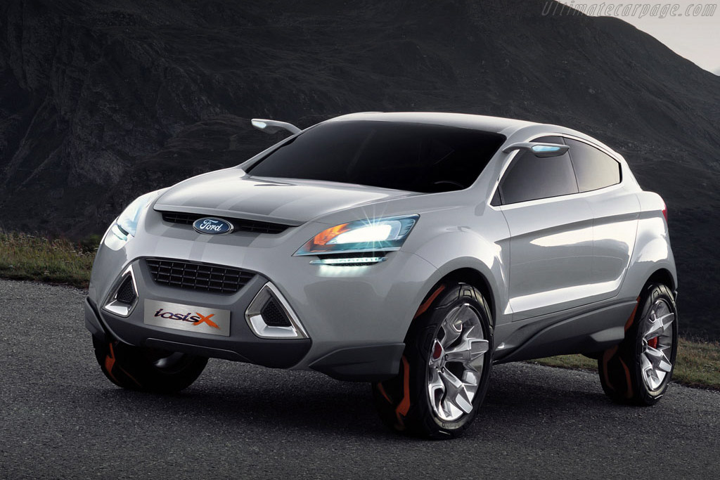 Click here to open the Ford Iosis X Concept gallery