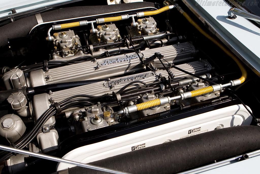 Lamborghini 350 GT - Chassis: 106   - 2008 Concorso d'Eleganza Villa d'Este