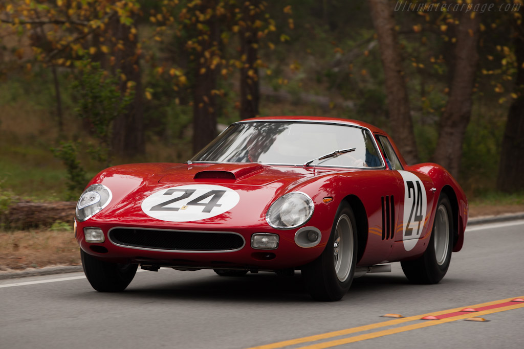 Ferrari 250 GTO/64 Pininfarina Coupe - Chassis: 5575GT   - 2011 Pebble Beach Concours d'Elegance
