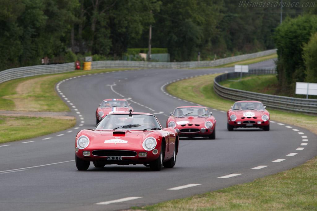 Ferrari 250 GTO/64 Pininfarina Coupe - Chassis: 5573GT   - 2012 Le Mans Classic