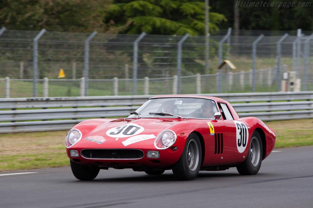Ferrari 250 GTO/64 Pininfarina Coupe - Chassis: 5571GT   - 2012 Le Mans Classic