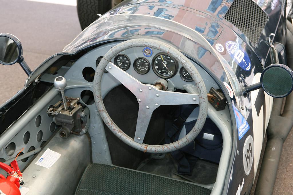 Ferguson P99 Climax - Chassis: P99-01   - 2006 Monaco Historic Grand Prix