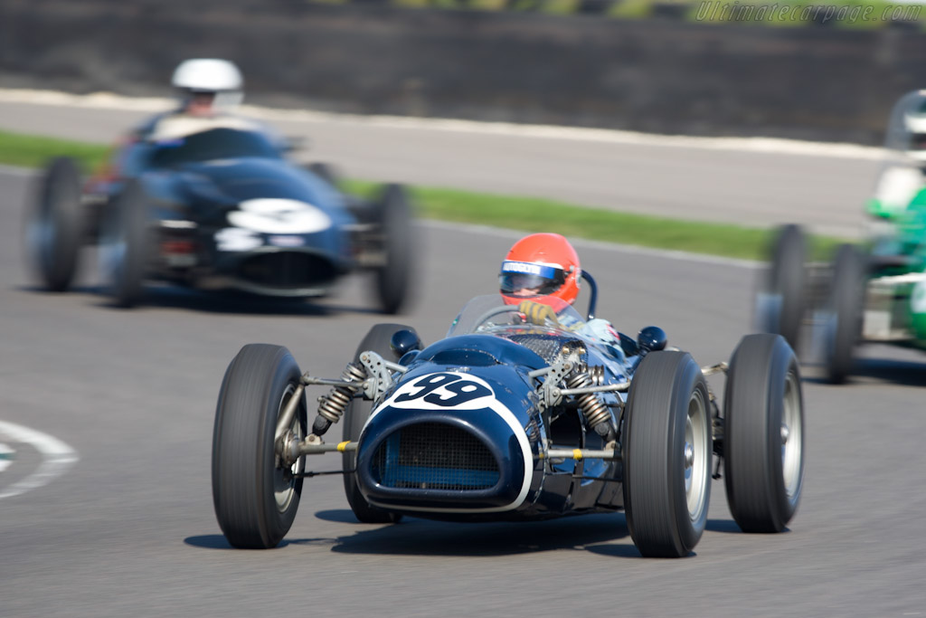 Ferguson P99 Climax - Chassis: P99-01 - Driver: Barrie Williams  - 2008 Goodwood Revival