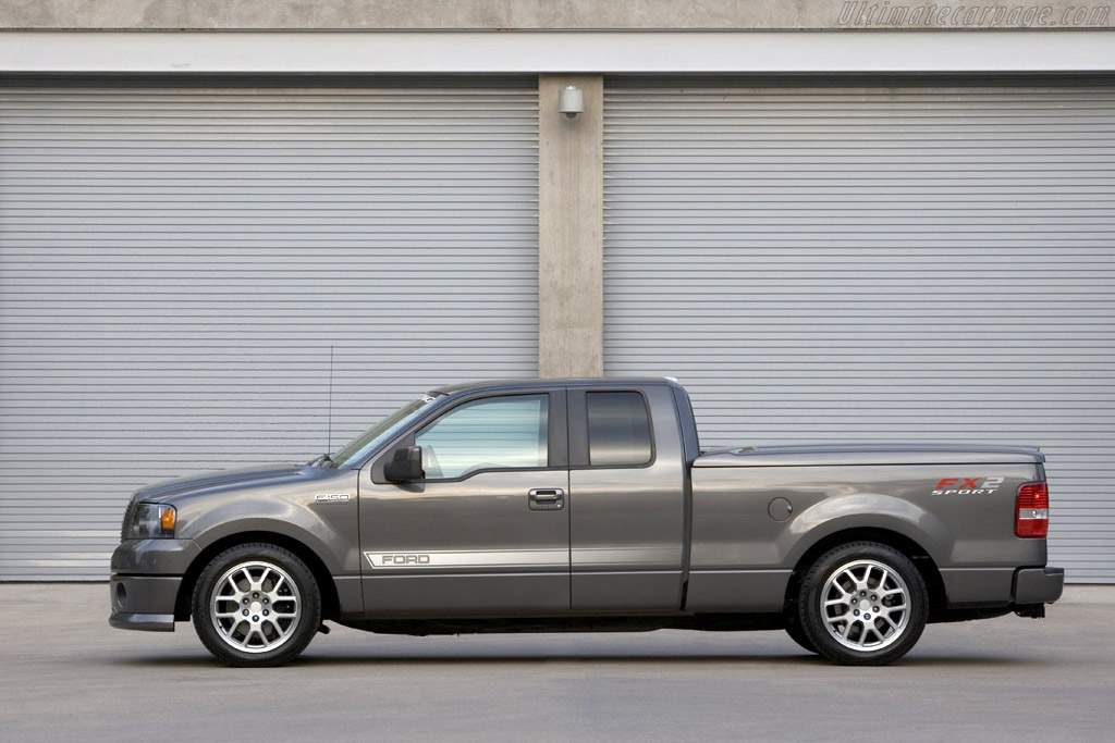 Ford F150 Project FX2
