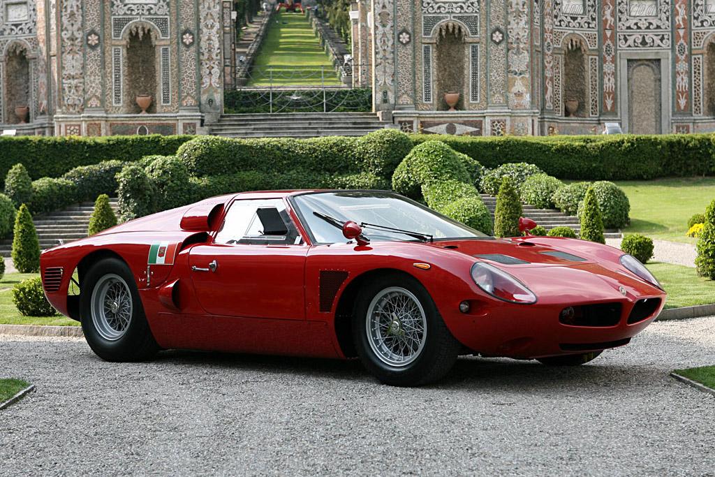 Serenissima 308 Jet Competizione - Chassis: 003   - 2006 Concorso d'Eleganza Villa d'Este
