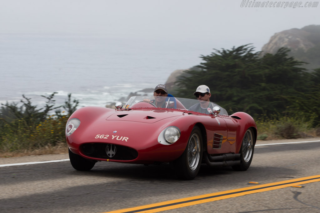 Maserati >> Maserati 300S (Chassis 3056 - 2014 Pebble Beach Concours d'Elegance) High Resolution Image