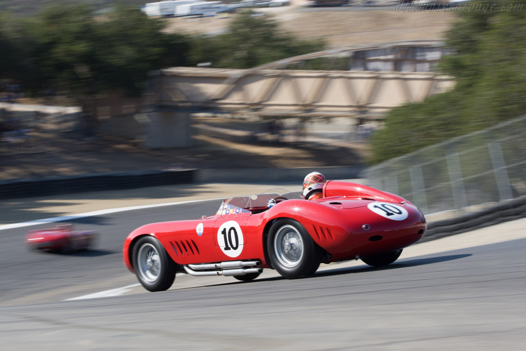 Maserati 300S - Chassis: 3083   - 2008 Monterey Historic Automobile Races