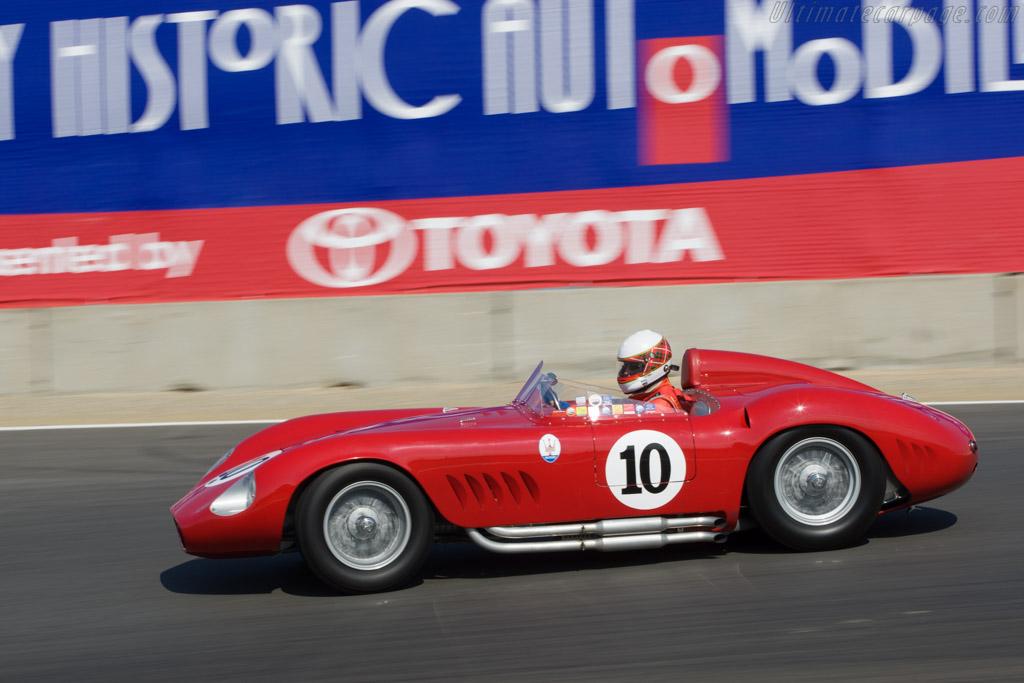 Maserati 300S - Chassis: 3083   - 2008 Monterey Historic Automobile Races