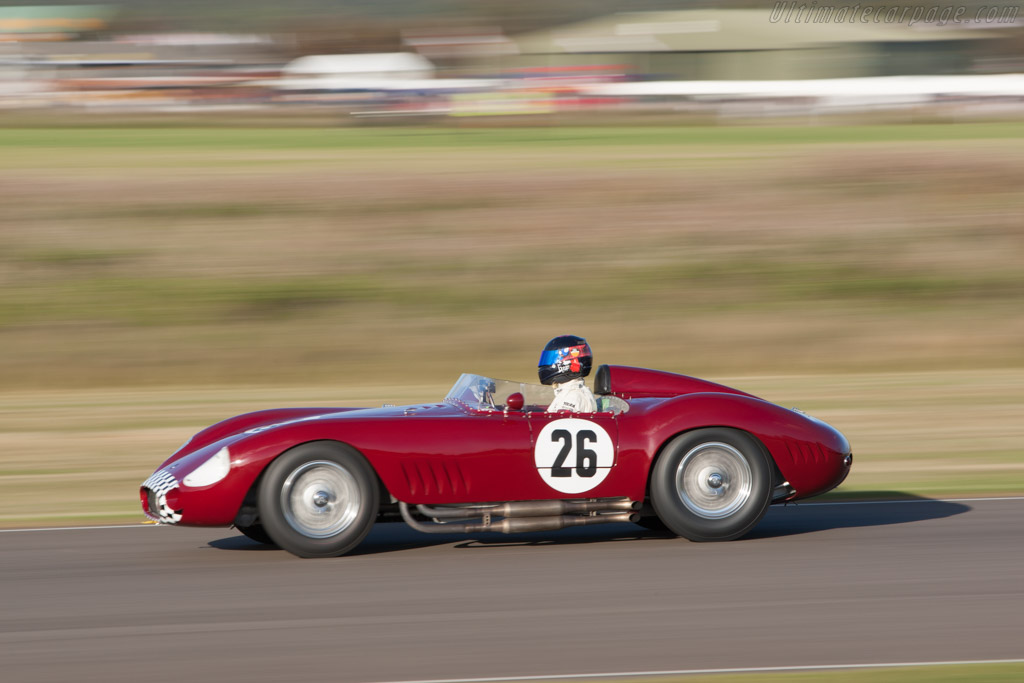 Maserati 300S - Chassis: 3082   - 2012 Goodwood Revival