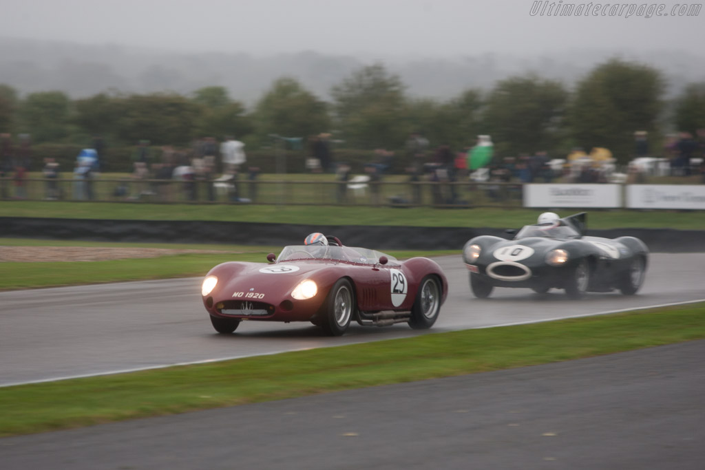 Maserati 300S - Chassis: 3082   - 2013 Goodwood Revival