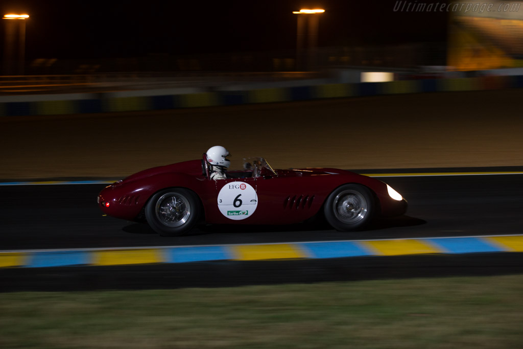 Maserati 300S - Chassis: 3082   - 2014 Le Mans Classic