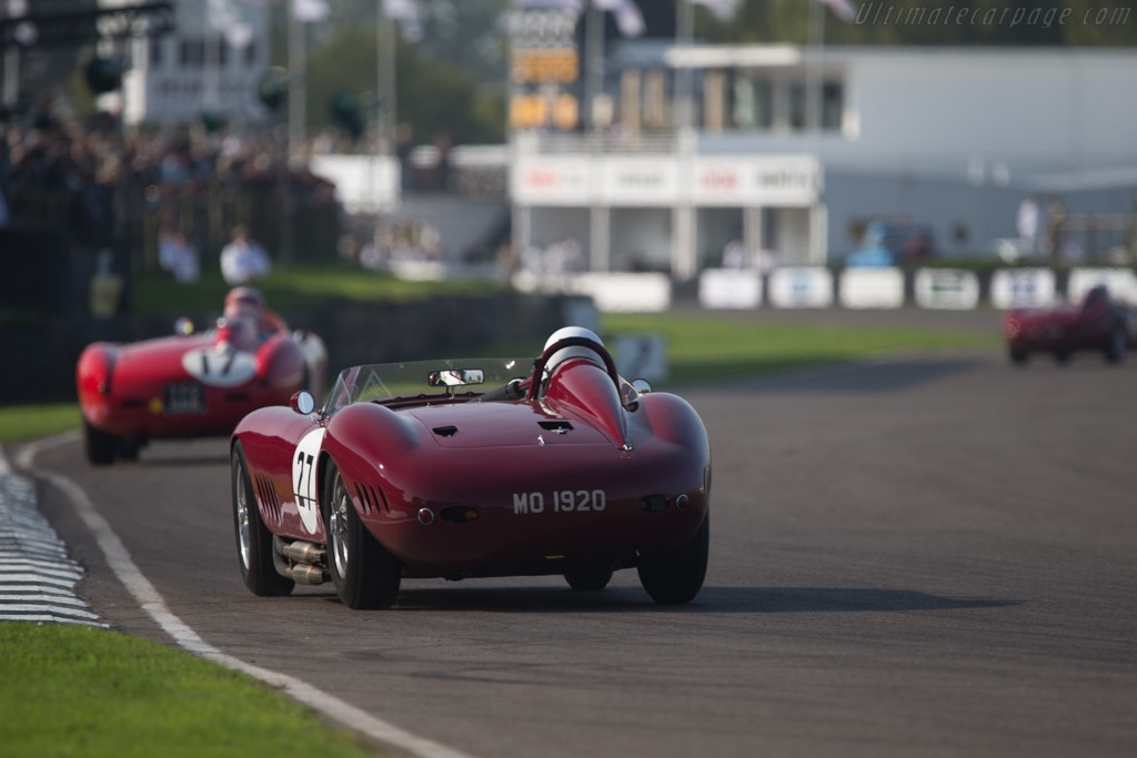 Maserati 300S - Chassis: 3082   - 2014 Goodwood Revival