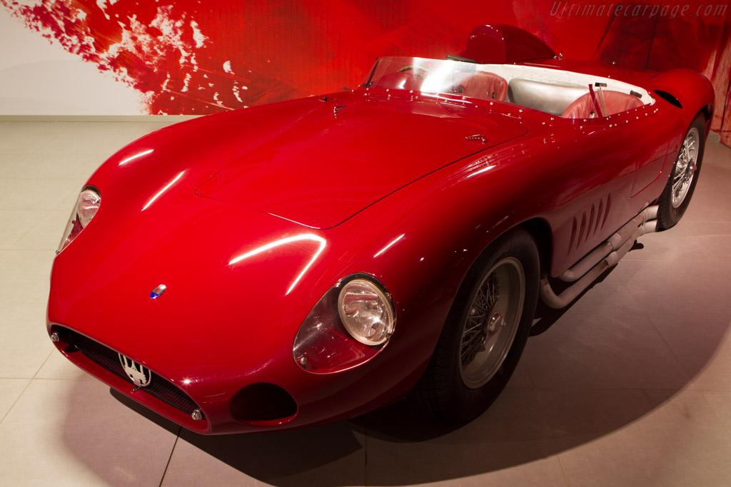 Maserati 300S - Chassis: 3073   - The Louwman Museum