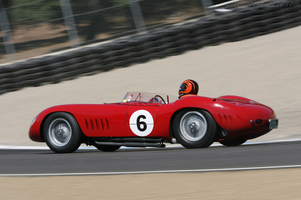 Maserati 300S - Chassis: 3072   - 2006 Monterey Historic Automobile Races